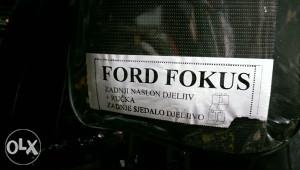 Presvlake ford focus 1998-2004 god, orginal